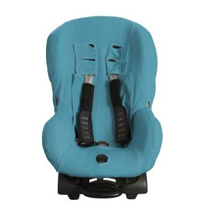 Jollein autostoelhoes Badstof Turquoise