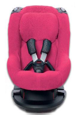 Autostoelhoes voor de Maxi Cosi Tobi Fuchsia 1+Rug