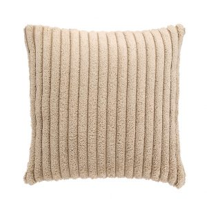 Home Living Sierkussen Rib Soft Touch Sand