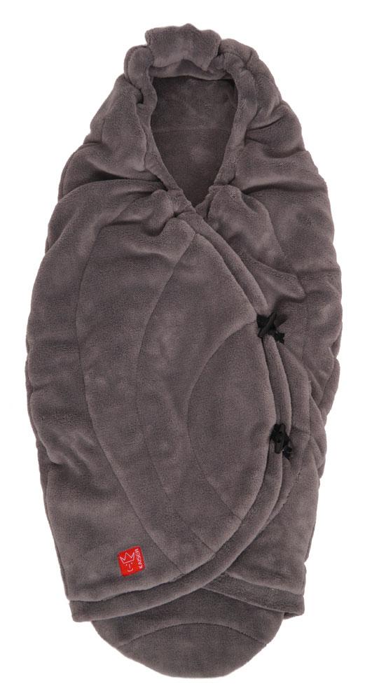 Kaiser voetenzak/wrapper Cooco Antraciet