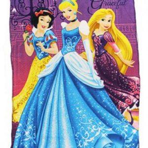 Princess Plaid 100x150cm
