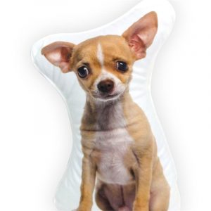 Intimo Sierkussen Chihuahua Brown