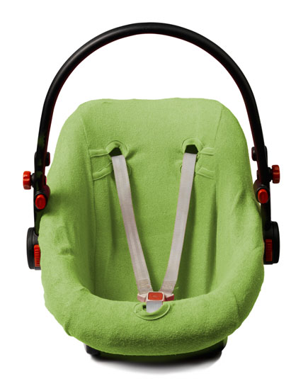 Autostoelhoes Baby Lime 0-12 Maanden 0+