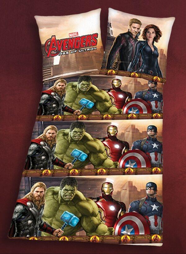 Avengers Dekbedovertrek Superhelden