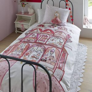 Beddinghouse Kinderdekbedovertrek Sweet Palace