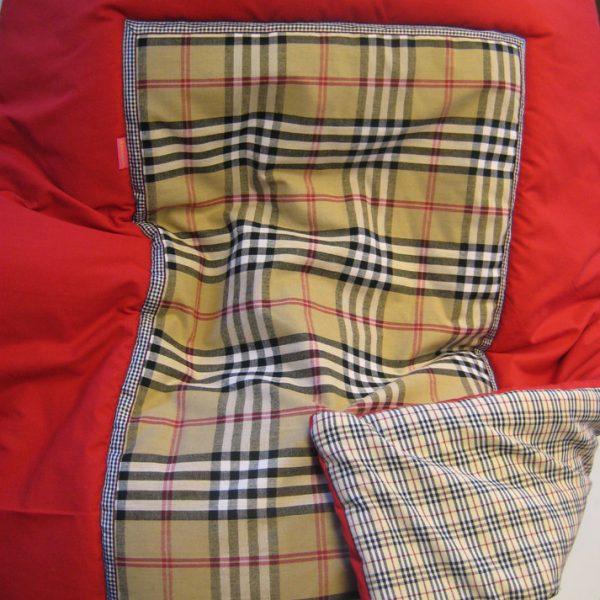 Boxkleed College Baby 85x105cm