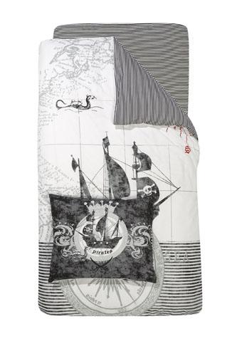 Damai Junior Dekbedovertrek Pirates