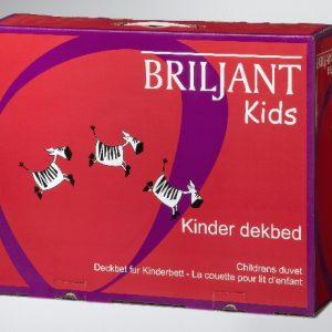 Kinder dekbed Enkel Microvezel 6D 120x150cm