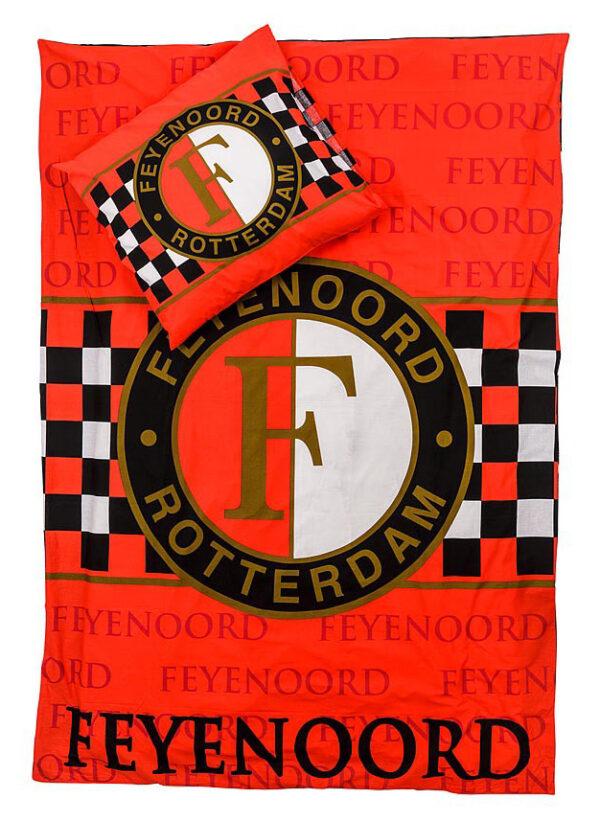 Feyenoord Dekbedovertrek Logo