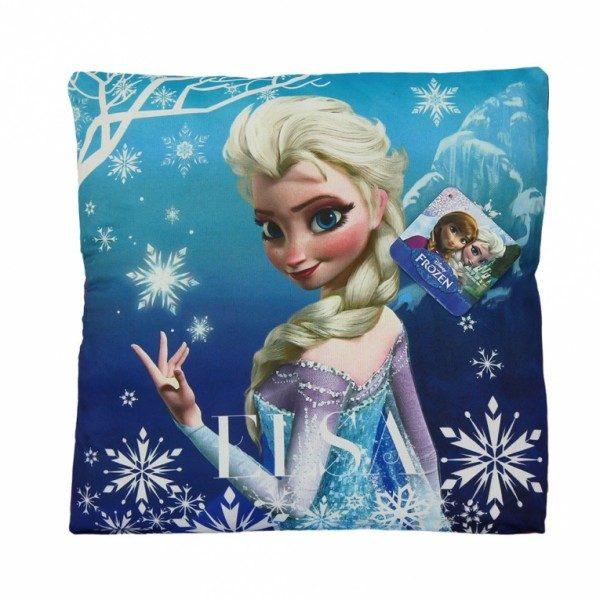Kussen Frozen Elsa Sisters