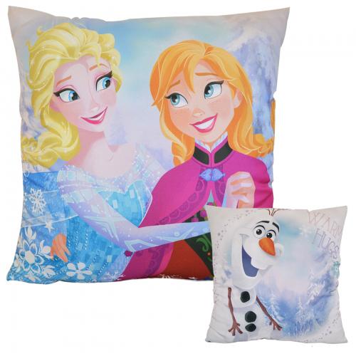 Kussen Frozen Anna & Elsa Dubbelzijdig