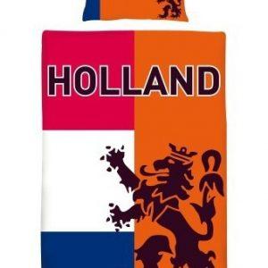 Voetbaldekbedovertrek Hollands Embleem
