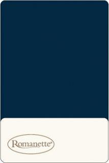 2 Kussenslopen Katoen Romanette Marine
