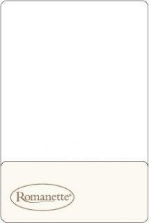2 Kussenslopen Katoen Romanette Wit