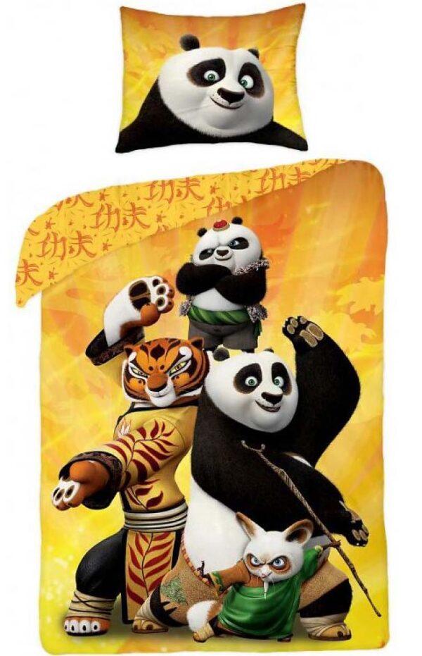 Kung Fu Panda Po Dekbedovertrek