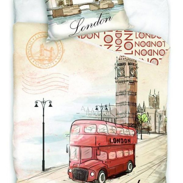 Londen mijn Stad Dekbedovertrek