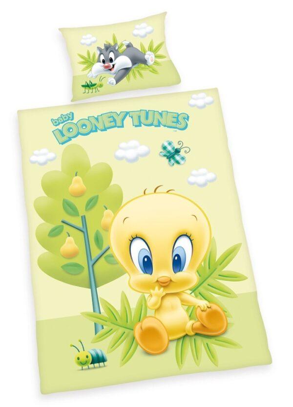 Tweety Looney Tunes Dekbed 100x135cm