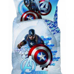 Dekbedovertrek Avengers Captain America