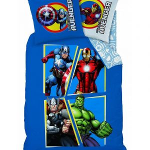 Dekbedovertrek Avengers Invincible
