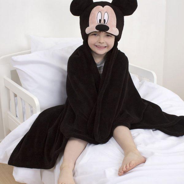 Mickey Mouse Knuffeldeken