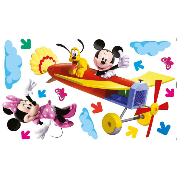 Mickey Mouse Sticker Large
