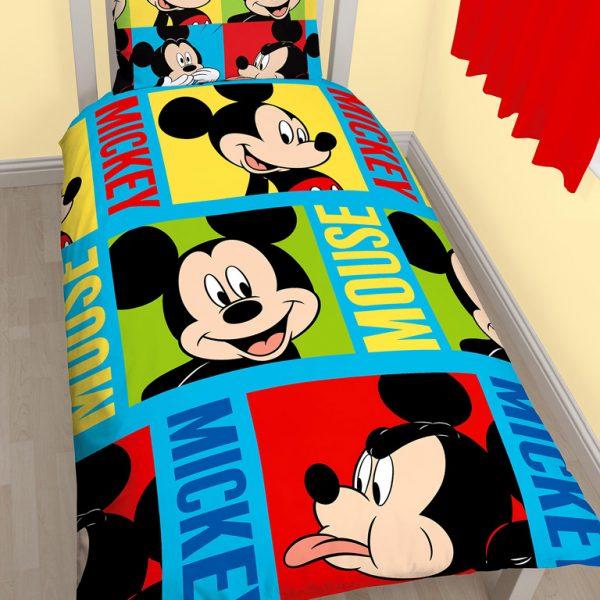 Mickey Mouse Dekbed