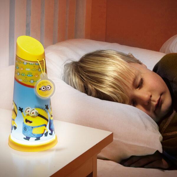 Minions Nachtlamp Go Glow (verlichting)