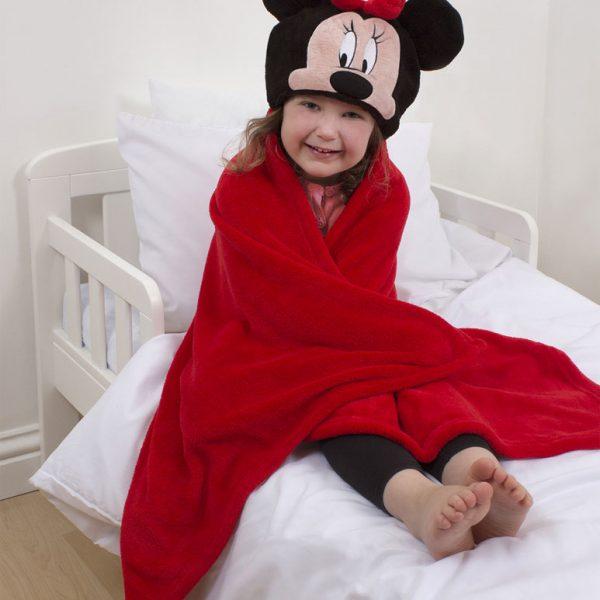 Minnie Mouse Knuffeldeken