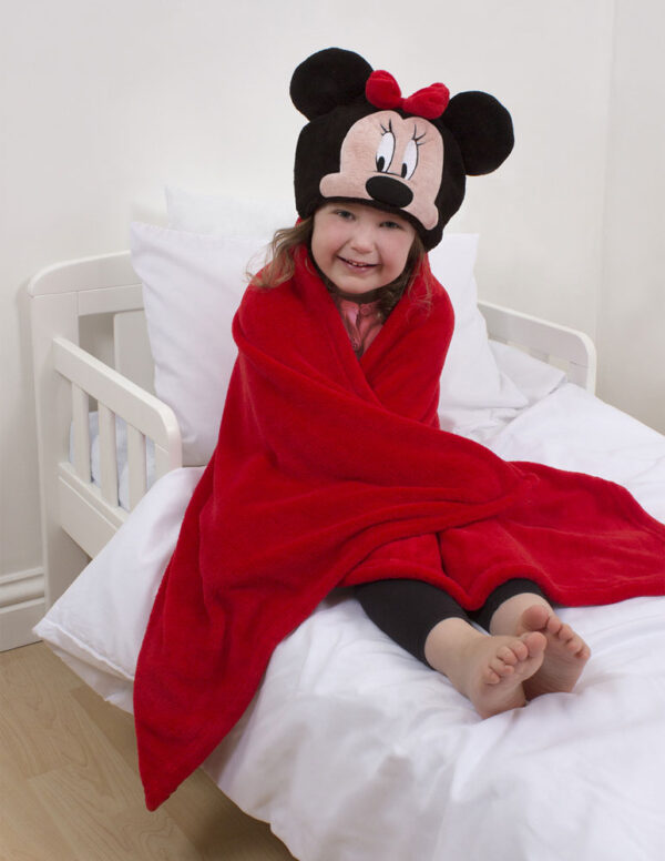 Minnie Mouse Knuffeldeken