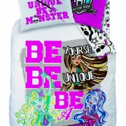 Dekbedovertrek Monster High Be Unique