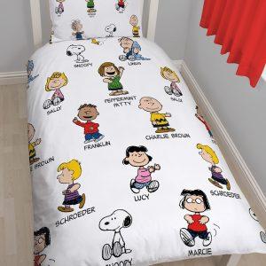 Snoopy the Dog and Friends Dekbedovertrek