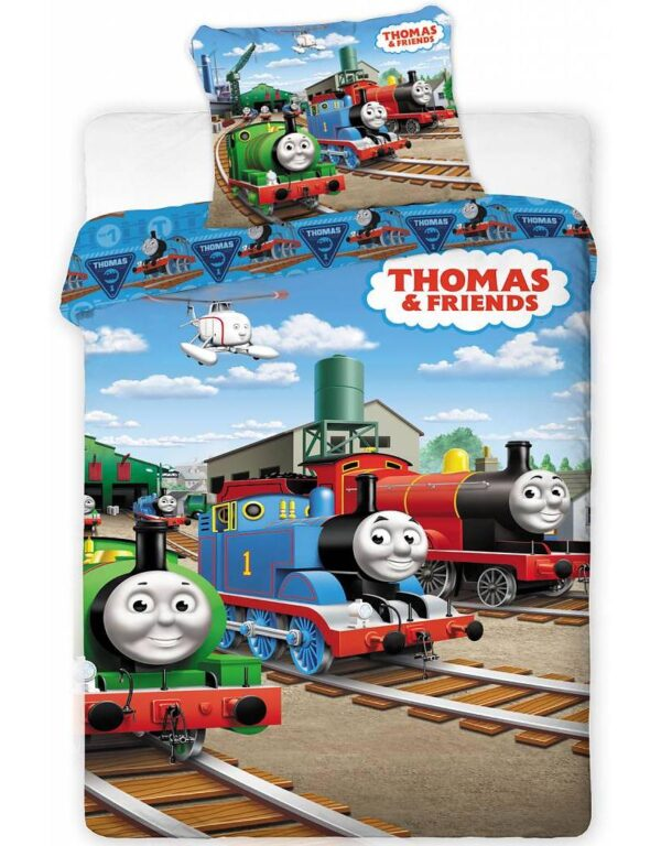 Thomas and Friends Dekbedovertrek