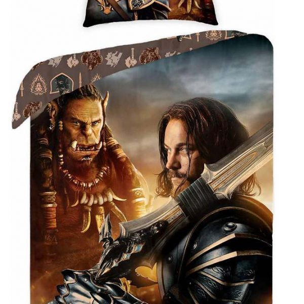 Warcraft Dekbedovertrek Lothar