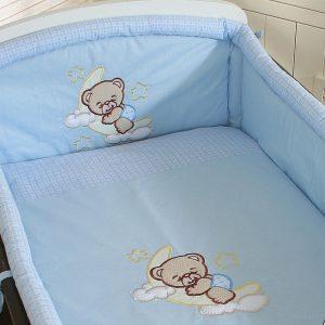 My Sweet Baby Overtrek Welterusten Blauw