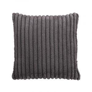 Home Living Sierkussen Rib Soft Touch Grey