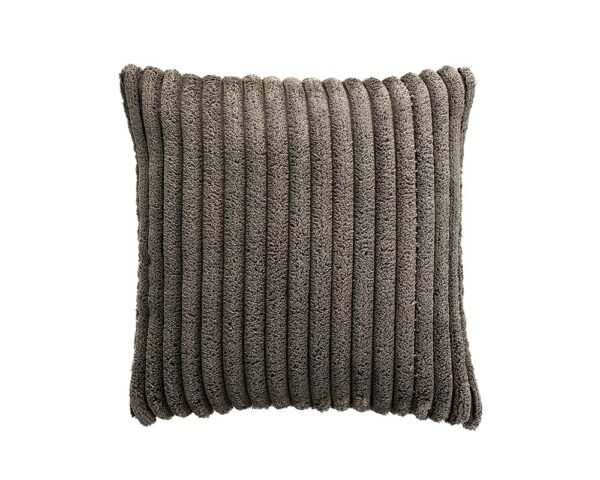Home Living Sierkussen Rib Soft Touch Taupe