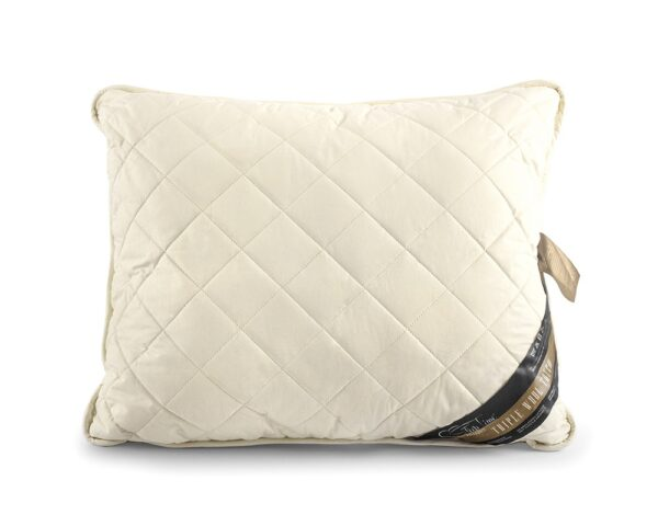 Sleeptime Hoofdkussen Triple Wool Touch Cream