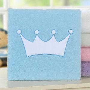 My Sweet Baby Deken 'Prince' Blauw