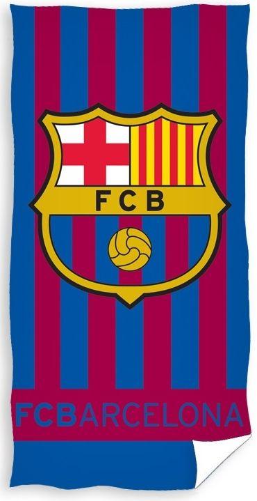 Barcelona Badlaken Logo 70x140cm