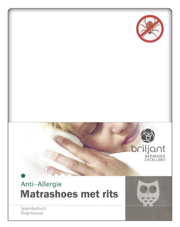 A-Keuze - Matrasvernieuwer/Beschermer Anti Allergie Evolon (25cm)-160 x 200 cm