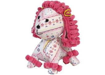 Colorique Daisy Mae knuffel Multi