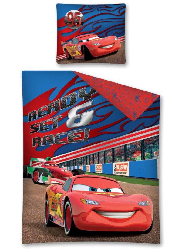 Cars Dekbedovertrek Race
