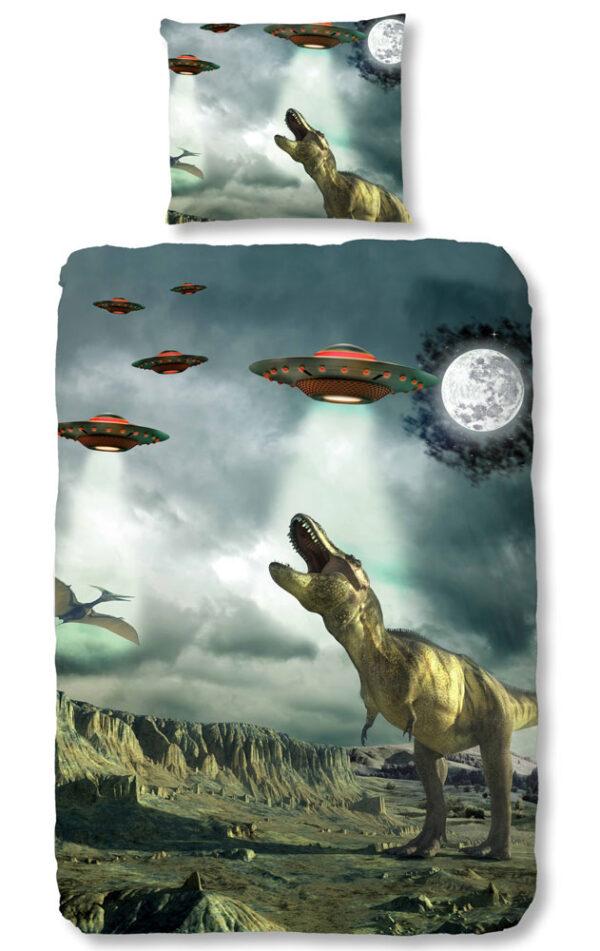 Kinderdekbedovertrek Dinosaurussen