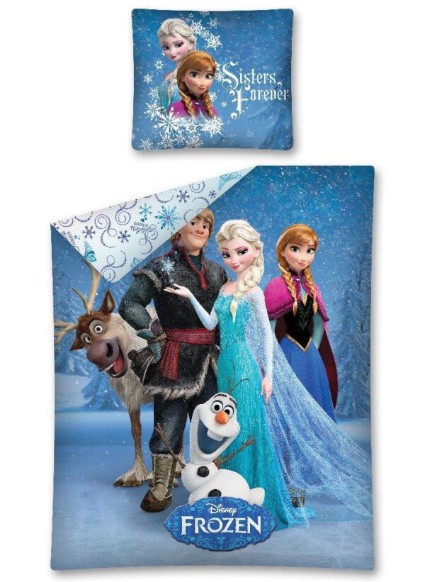 Disney Frozen Dekbedovertrek