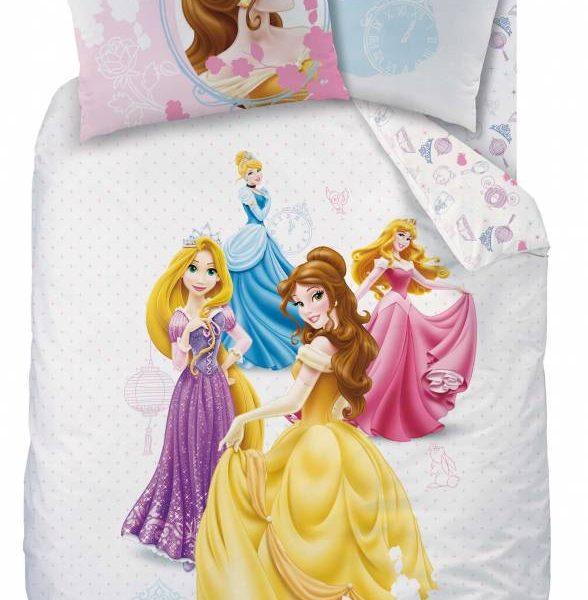 Disney Princess Big Dream dekbedovertrek 140x200cm