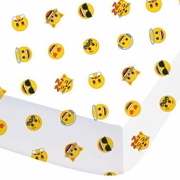 Smiley Emoji Party Time Hoeslaken 140x190/200