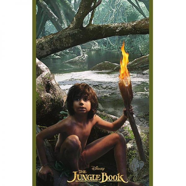 Strandlaken The Jungle Book Mowgli