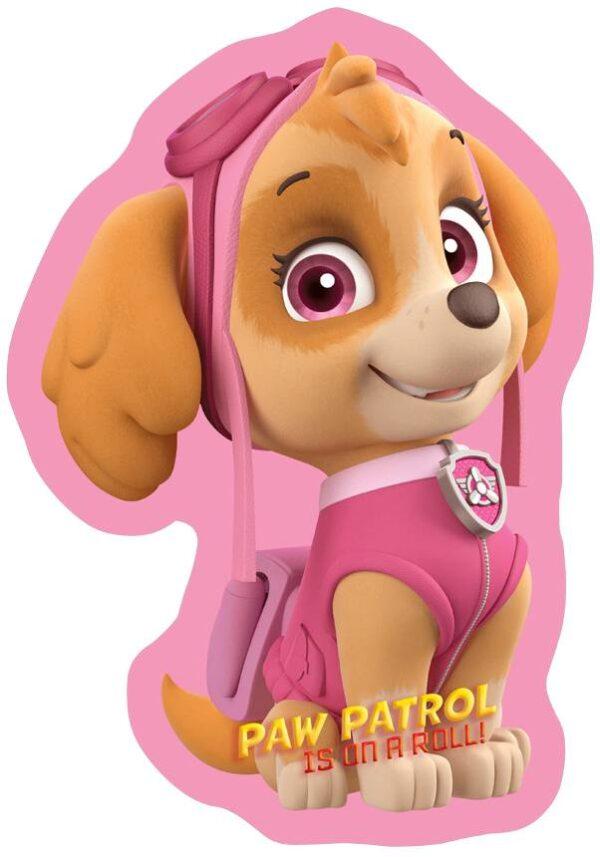 PAW Patrol Skye Kussen - 36 x 22 x 5 cm Roze
