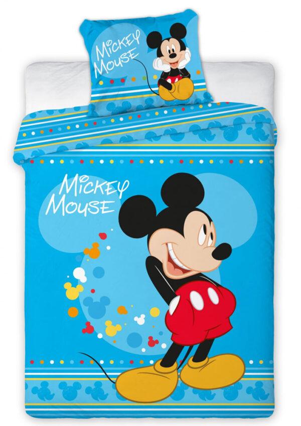 Mickey Mouse Dekbedovertrekje 100x135cm