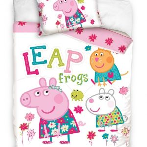 Peppa Pig Beddengoed 100x135cm